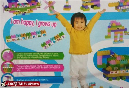 baby engrish kid toy - 4136216320