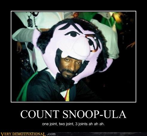 snoop count drug stuff