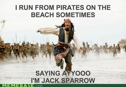 ayo beach jack sparrow Memes pirates - 4136798464