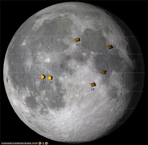collection moon nasa Photo photograph science technology - 4136901376