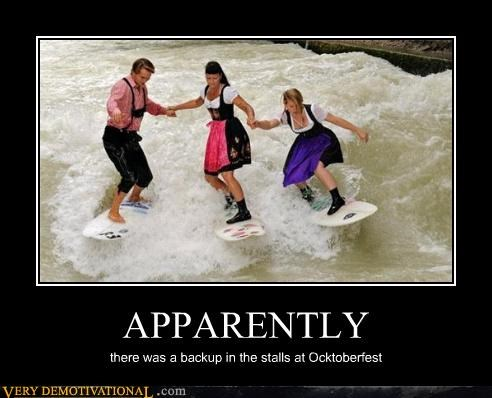 ocktoberfest,apparently,surfing