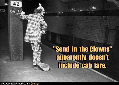 clown creepy funny Photo - 4138405376