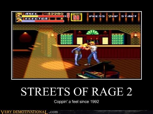 streets of rage sexy times video games copping a feel - 4139498496