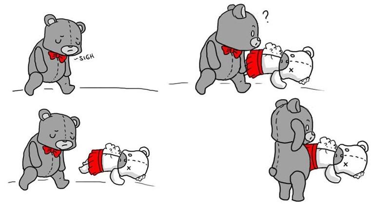 oso roto