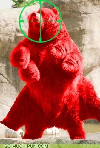 bear illustration literalism Soviet Russia - 4145344000