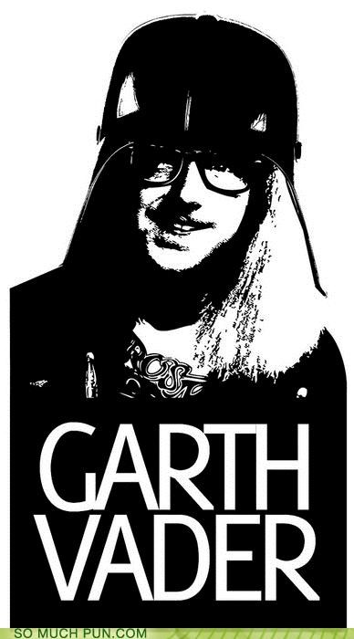 darth vader garth star wars tatooine waynes world - 4145471488