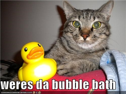 weres da bubble bath