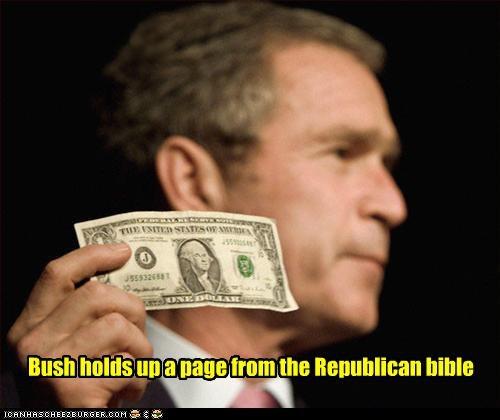 funny george w bush lolz president republican - 4146453504