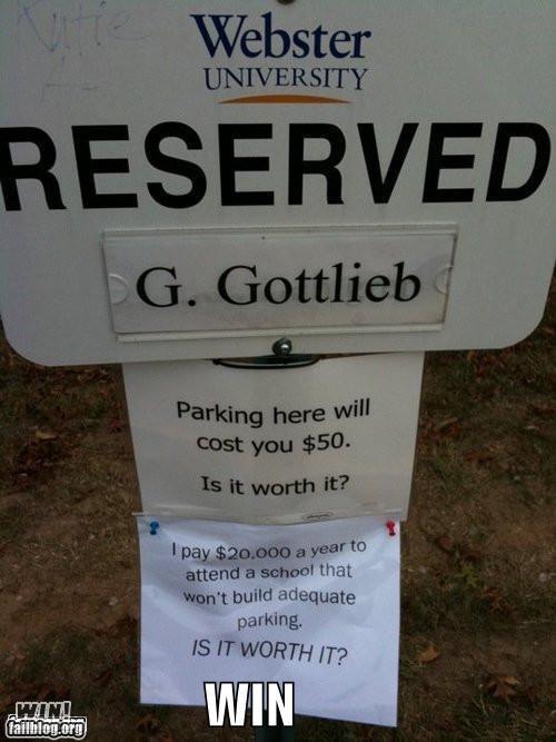 no parking school signs touché - 4147446016