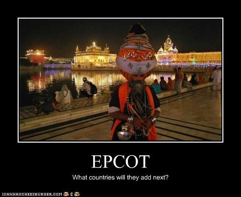 demotivational disney epcot foreign funny lolz - 4147740416