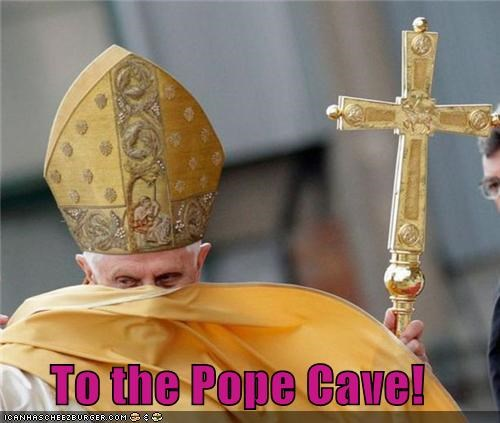 catholicism funny lolz Pope Benedict XVI religion - 4149085440