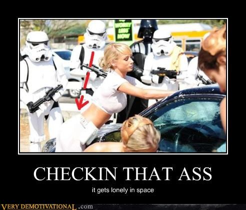 babes car wash darth vader forever alone loneliness Sad star wars stormtrooper - 4149230336