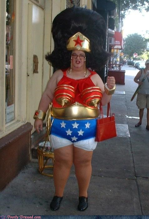 angry costume DC wonder woman