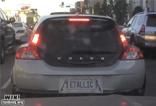 creative,license plate,metal