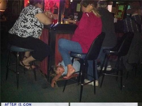 bad idea,bar,kid,parent,sitter