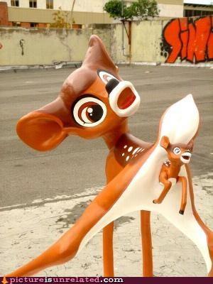 art deer wahoops whoops wtf - 4150834176