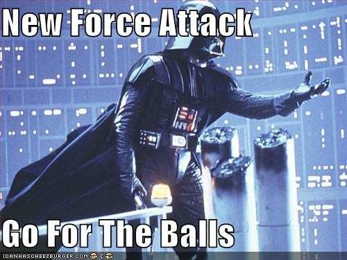 darth vader force funny lolz sci fi star wars - 4150889984