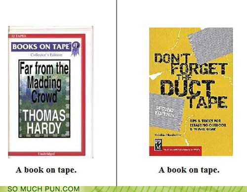 audiobook,book,book on tape,difference,double meaning,Morgan Freeman,narration,tape,twins