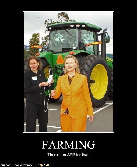 demotivational funny Hillary Clinton lolz - 4152571136