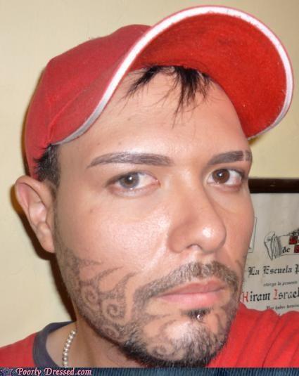 bad idea beard crazy detailed mustache - 4152996864