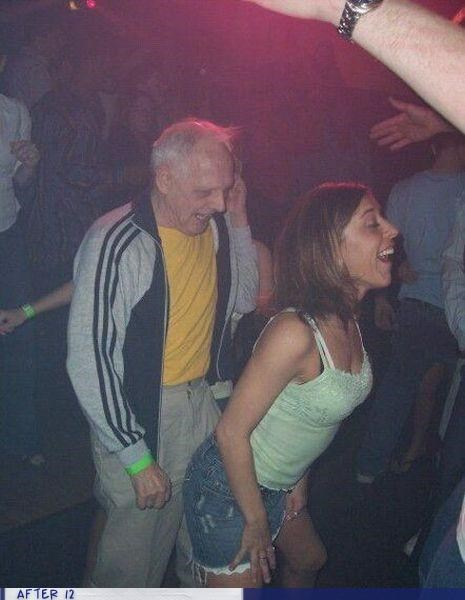booty booty dance club confused old guy wtf - 4154053376