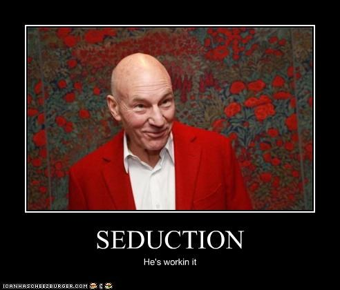 actor celeb demotivational funny patrick stewart - 4154690816