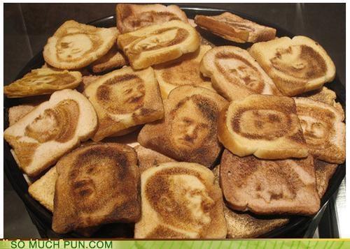 bread dead german hitler literalism literally toast - 4154937600