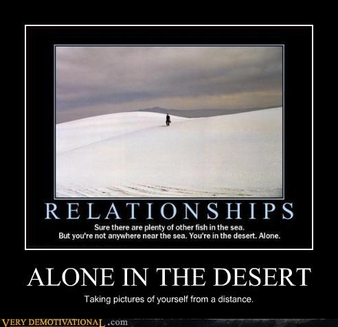 desert idiots loneliness metaphors modern living recursion relationships sea - 4155132160