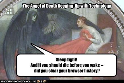 art Death funny technology - 4155466496