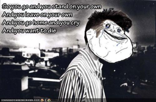 forever alone,meme,morrissey,Music