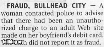 adult websites charges failboat fraud newspaper police report - 4157206528