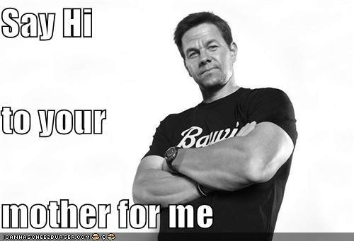actor celeb funny lolz Mark Wahlberg - 4157920512
