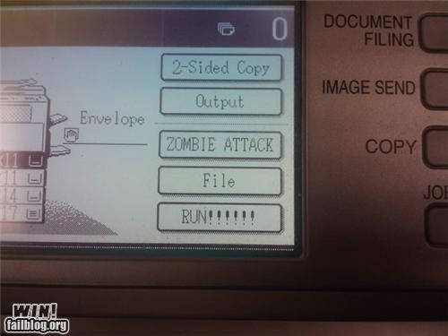 hacked printer technology zombie - 4159478272