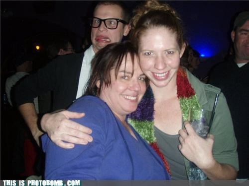 glasses guy nerds Party photobomb - 4159580672