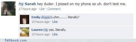 awkward moments facepalm really status updates yikes - 4159909376