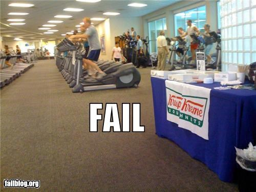 donuts failboat food g rated gym irony location - 4160076288