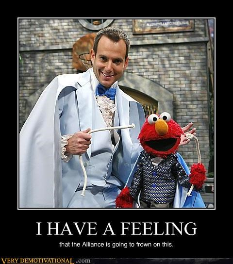 feeling elmo gob bluth arrested development - 4160442624