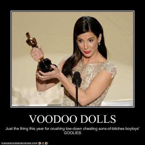 VOODOO DOLLS Just the thing this year for crushing low-down cheating sons-of-bitches boytoys' GOOLIES
