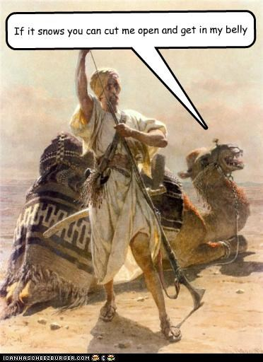 camel,gun,man,Movie,star wars,tauntaun
