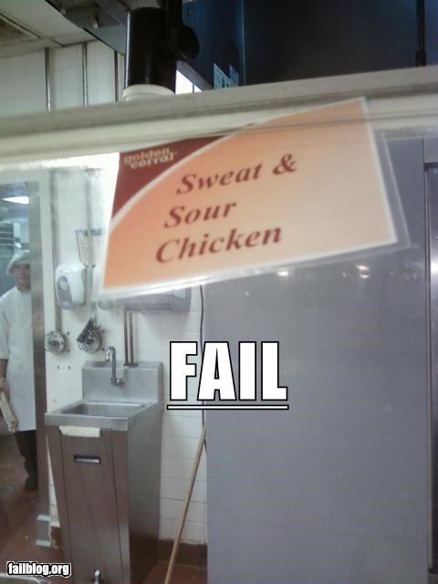 chicken,failboat,food,g rated,gross,label,spelling,sweat