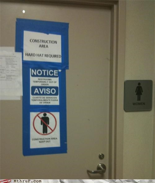 bathroom signs what - 4167761920