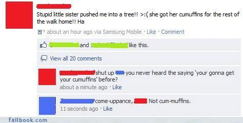 awkward moments facepalm listen to your friends nice try The Spelling Wizard your friends are laughing at you