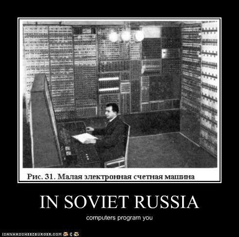 demotivational Photo photograph russia technology - 4168591104
