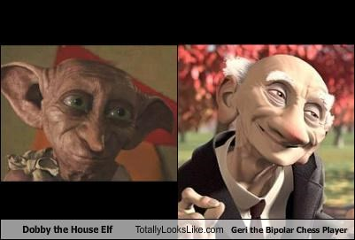 animation cgi Dobby Geri geris-game Harry Potter