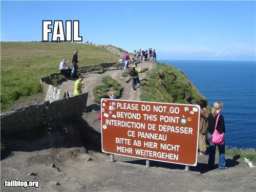 beyond this point failboat g rated rules signs tourists - 4169442816