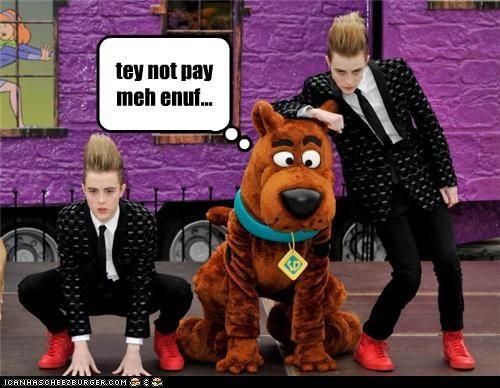 tey not pay meh enuf...