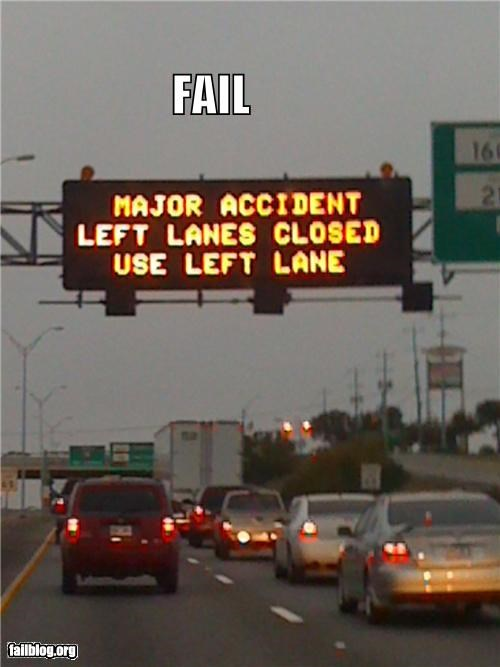 accidents directions failboat g rated instructions road traffic - 4170275072