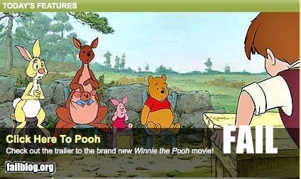 bathroom joke,cartoons,failboat,g rated,phrase,title,winnie the pooh
