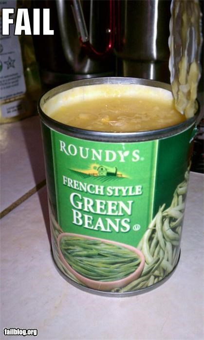 canned corn failboat food g rated green beans label - 4171778816