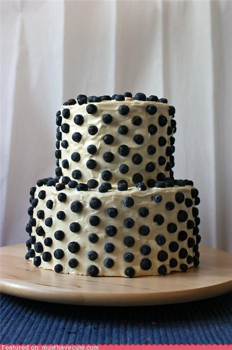 blueberries cake epicute frosting ginger layers tower - 4172211200